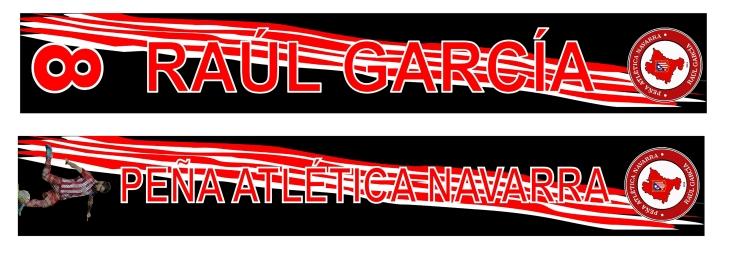 bufanda raso Raul Garcia